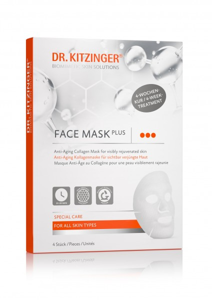 4x FACE MASK PLUS